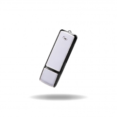 【MD402】(USB2.0)Plastic & Metal USB Flash Drive
