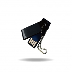 【MD501B】(USB2.0)Mini Metal  USB Flash Drive with Swivel Type