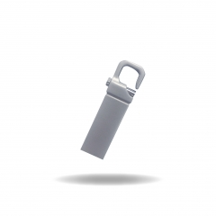 【MD226】(USB2.0)Metal USB Flash Drive with Keyring