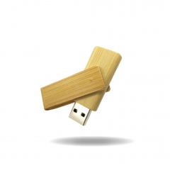 【112】(USB2.0)Wood USB Flash Drive