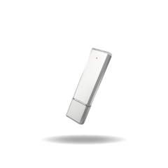 【MD027】(USB2.0)Plastic & Metal USB Flash Drive